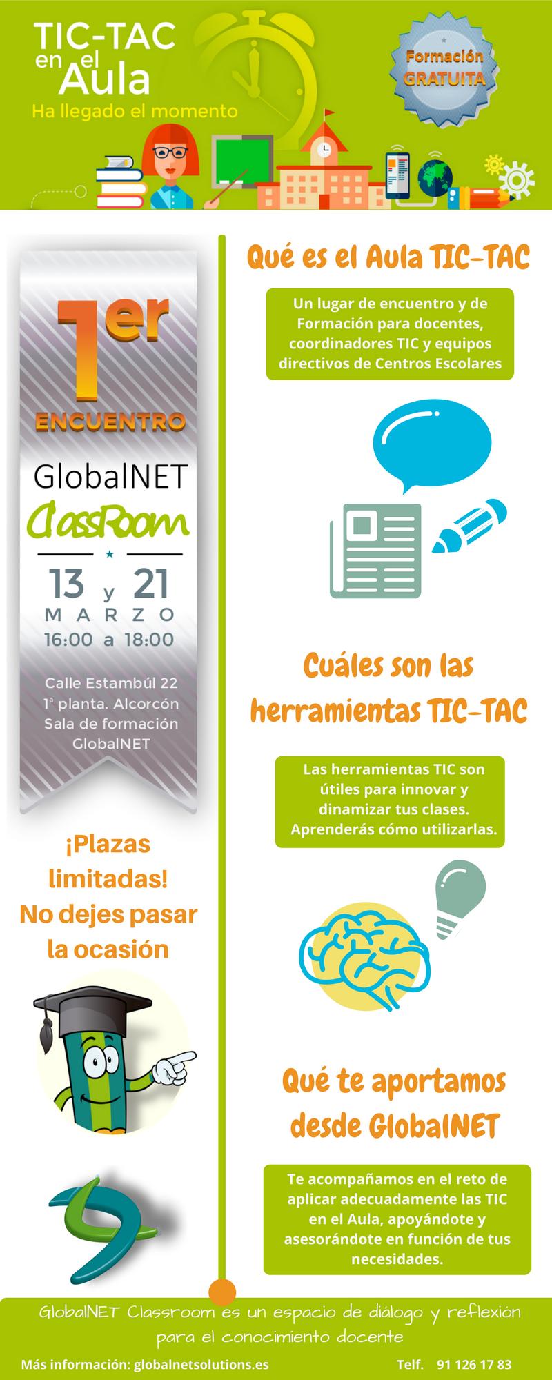 GNS Classroom - Aula TIC-TAC