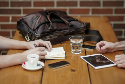 Hacer networking para crear una red de contactos