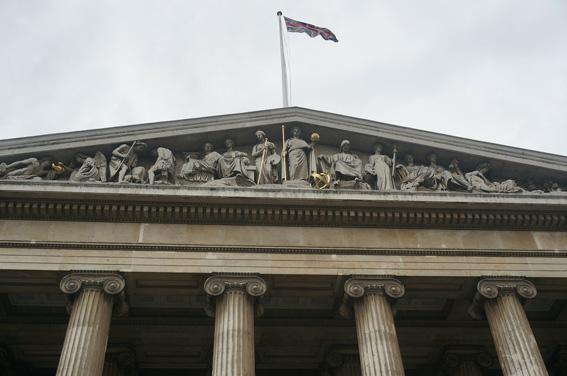 Museo Británico - Londres