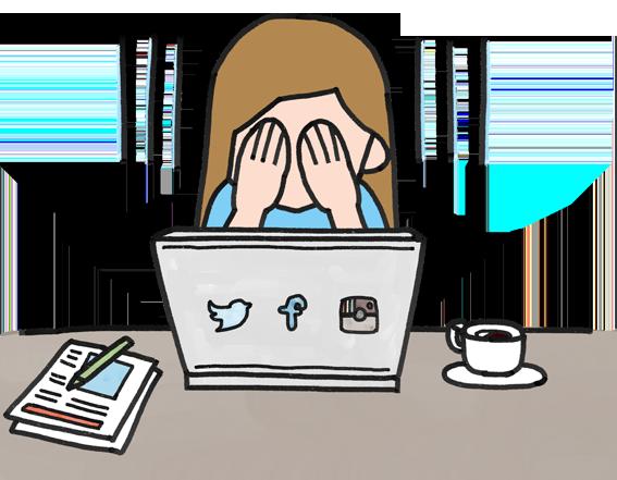 crisis de reputación en social media