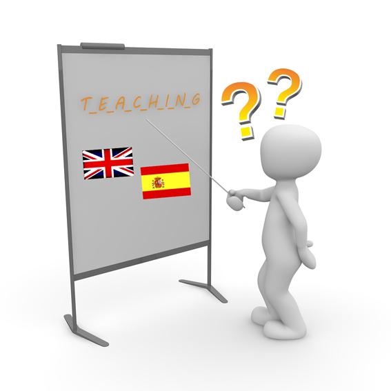 duda profesor nativo o no nativo