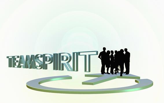 espíritu de equipo