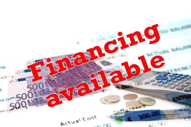financiación aprobada