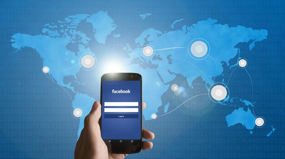 las redes sociales cambian la forma de comunicarnos Facebook
