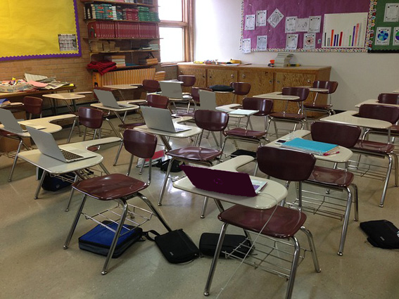 uso de portátiles en Educación