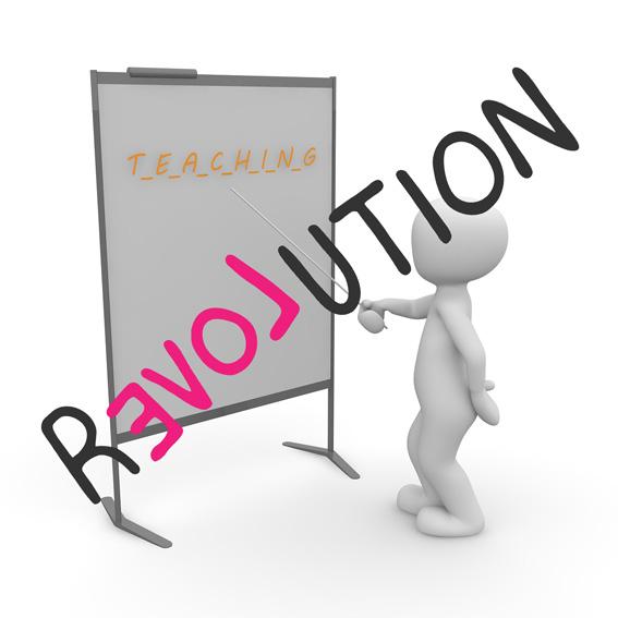 revolución en la educación