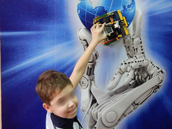 roberto 1ro eso programar robots