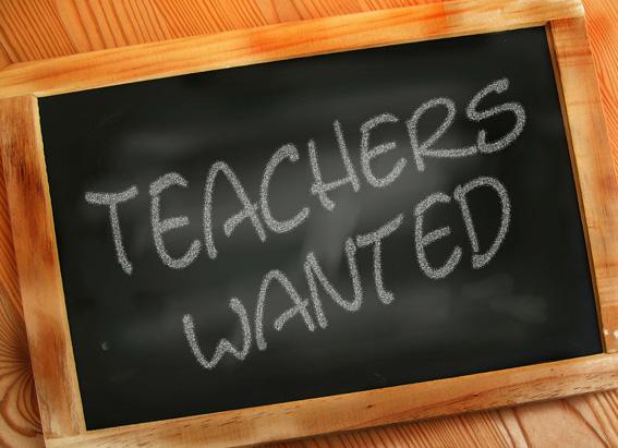 se busca profesor