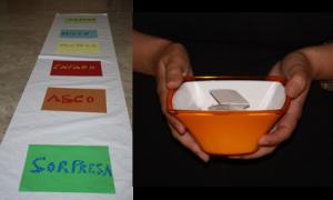 termómetro y cuenco - I Jornada de Educación Global