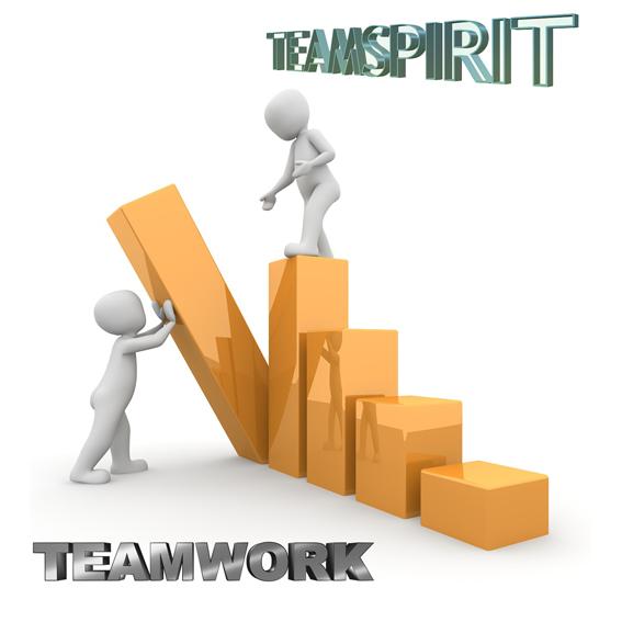 espíritu y trabajo de equipo